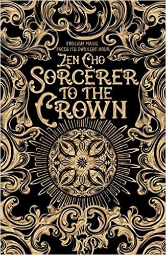 Sorcerer of the Crown book cover
