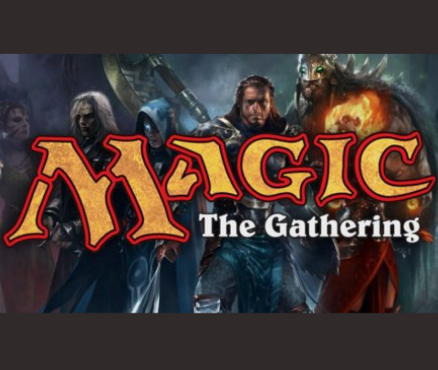 image of Magic: the Gathering characters