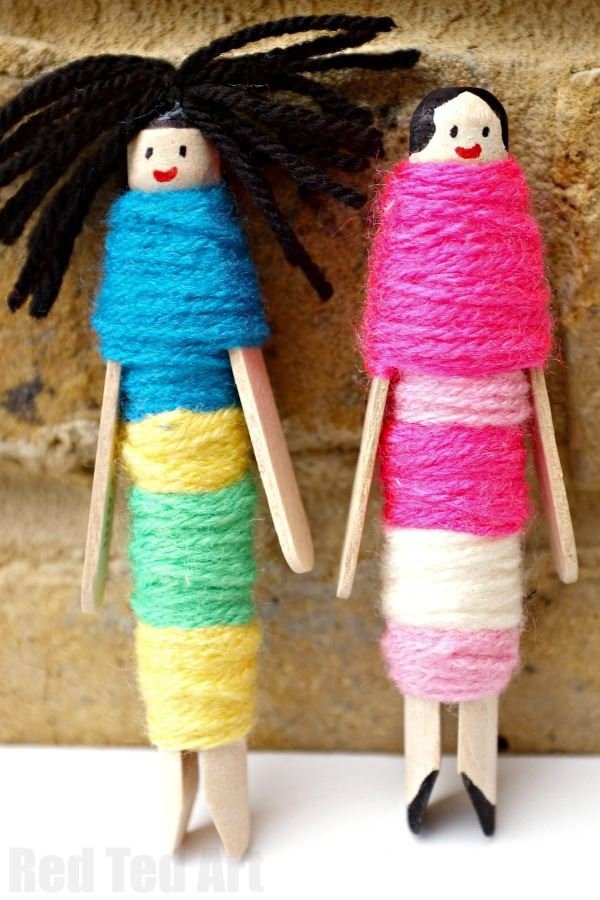 image of worry dolls