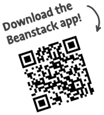 Beanstack app QR code