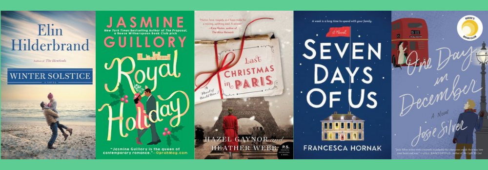 images of holiday book covers