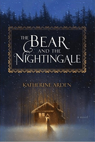 The Bear and the Nighingale Book cover