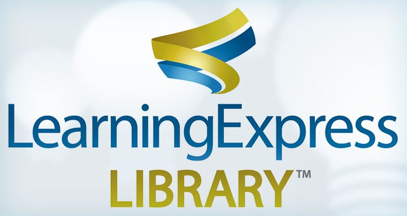 image of the learning express library logo