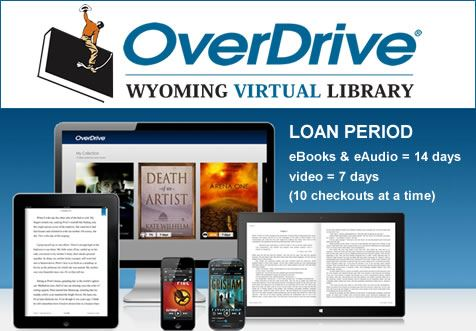 Overdrive Wyoming Virtual Library